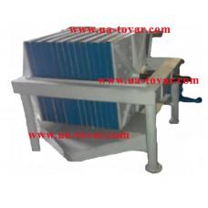 Фильтр растительного масла (маслофильтр) - Рамочный